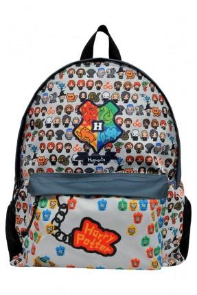 حقيبة ظهر مدرسية اطفال ولادي بطبعة هاري بوتر