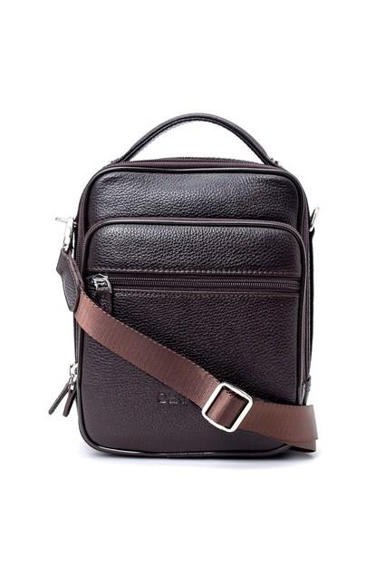 1842de369 حقيبة يد رجالية بجيب نافر | ديرامود - Derimod | تسوق اون لاين في ...