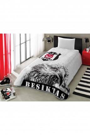 غطاء سرير فردي شعار بيشكتاش