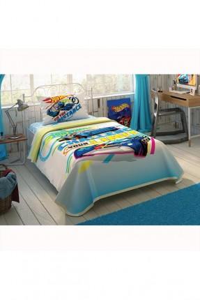 طقم بطانية سرير اطفال ولادي مع رسمة