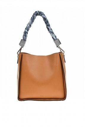 حقيبة يد نسائية مربعة الشكل