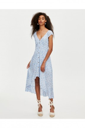 فستان سبور منقش