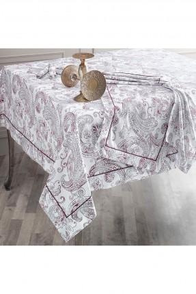 غطاء طاولة مزخرف