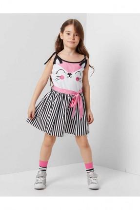 989229635ed48 فستان اطفال بناتي مخطط