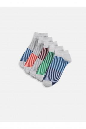 جوارب رجالية مخططة عدد 5