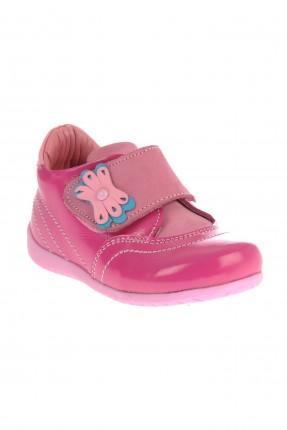 حذاء بيبي بناتي مع لاصق