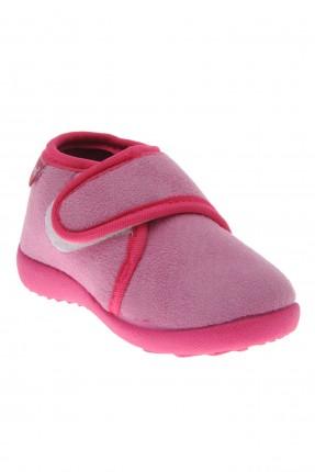 حذاء بيبي بناتي بلاصق