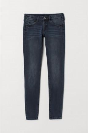 بنطال نسائي جينز سكيني سبور