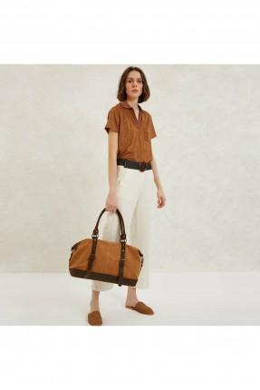 حقيبة يد نسائية باحزمة