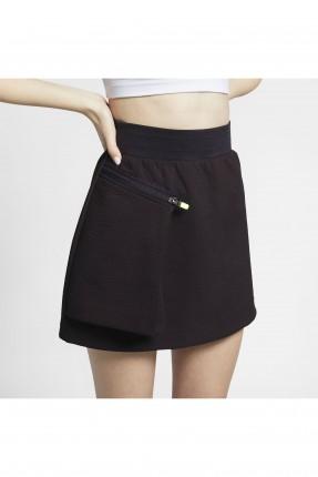 تنورة قصيرة رياضة بجيب سحاب