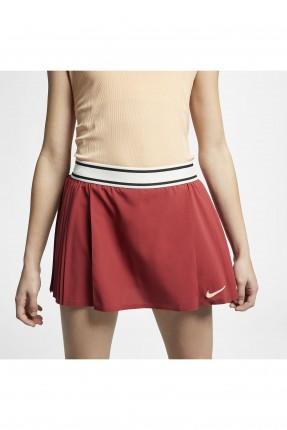 تنورة قصيرة رياضة بخصر مطاط