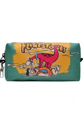حقيبة يد نسائية بطبعة فلينتستون