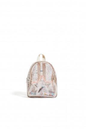 حقيبة ظهر مدرسية اطفال بناتية مزينة بنجمة