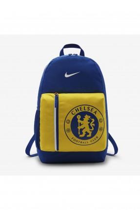 حقيبة ظهر رياضية رجالية بطبعة نادي تشيلسي