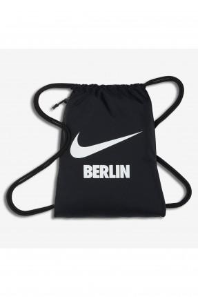 حقيبة ظهر رياضية رجالية بطبعة برلين
