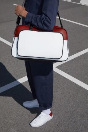 حقيبة يد رجالية بلونين