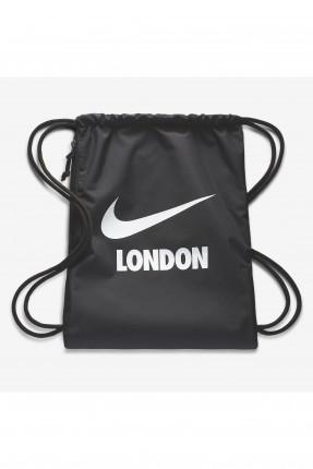 حقيبة ظهر رياضية رجالية بطبعة لندن