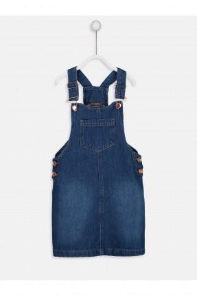 فستان جينز اطفال بناتي
