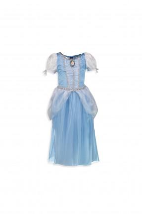 فستان اطفال بناتي زي ساندريلا