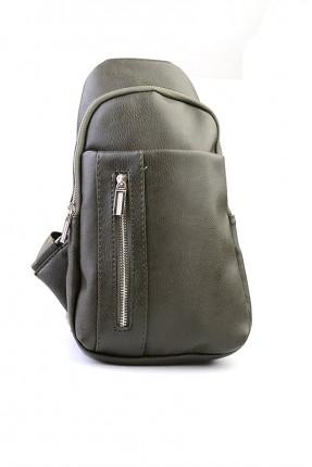 حقيبة يد نسائية مزينة بسحابات
