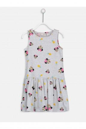 فستان اطفال بناتي مع طبعة ميكي ماوس