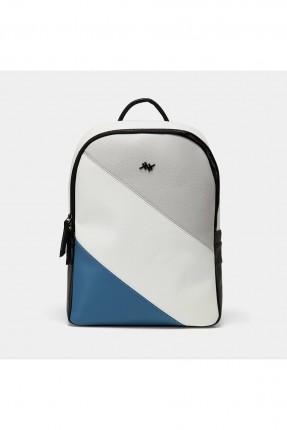 حقيبة ظهر رجالية ملونة