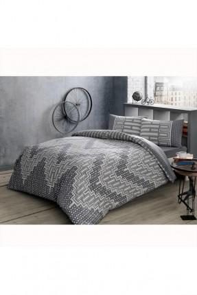 طقم غطاء سرير مزدوج منقط