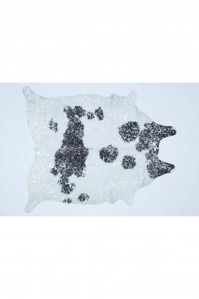 سجاد جلد طبيعي بلونين  4*4.5 متر مربع