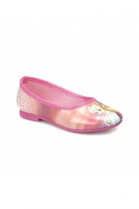 حذاء اطفال بناتي مع طبعة فروزين