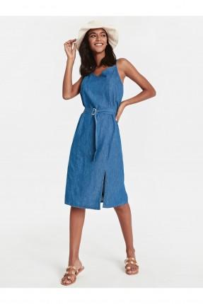 فستان سبور جينز قصير