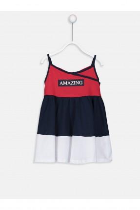 فستان بيبي بناتي ملون