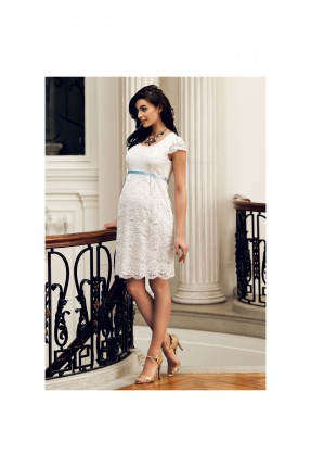 فستان رسمي دانتيل قصير