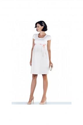 فستان رسمي حمل نصف كم