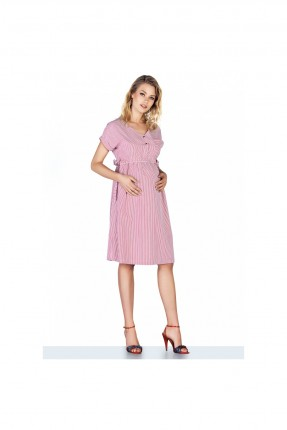 فستان سبور حمل مخطط