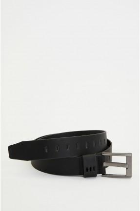 حزام رجالي سادة