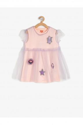 فستان بيبي بناتي بنجوم