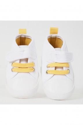 حذاء بيبي ولادي مع رسمة