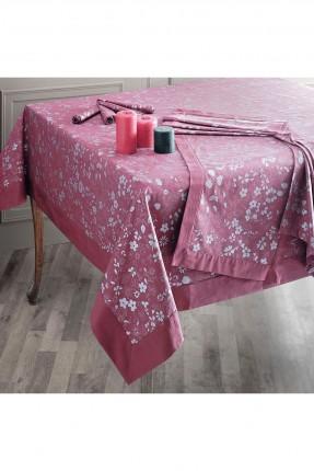 غطاء طاولة مورد