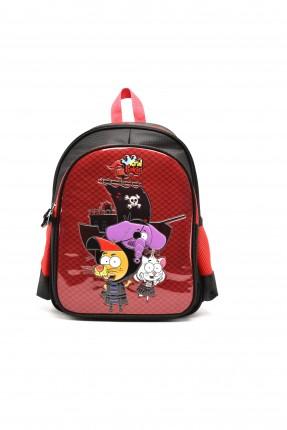 حقيبة ظهر اطفال برسوم