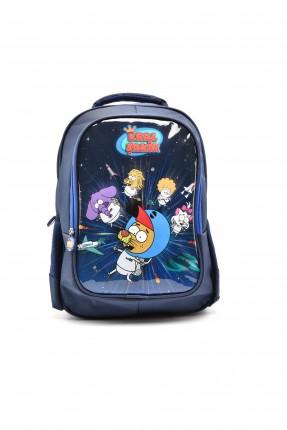 حقيبة ظهر اطفال ولادي برسومات