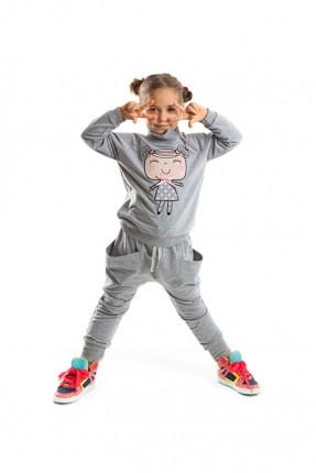 بيجاما رياضة اطفال بناتي مع جيب
