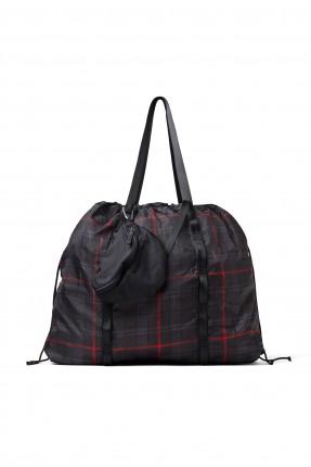 حقيبة يد رجالية كاروهات