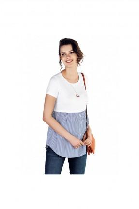 بلوز حمل بموديل قميص