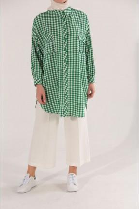 قميص نسائي كاروهات