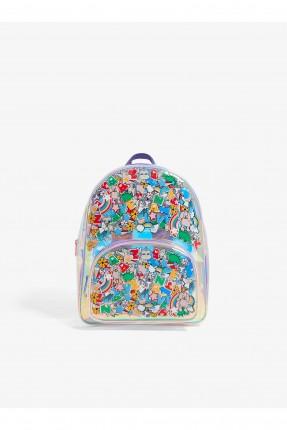 حقيبة ظهر اطفال بناتي برسوم
