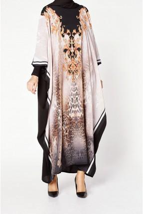فستان سبور طويل مزخرف