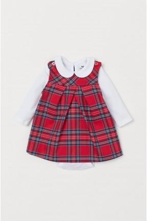 فستان بيبي بناتي كاروه
