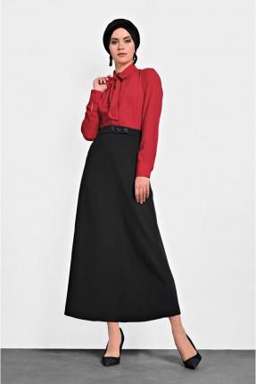تنورة طويلة كلاسيكية