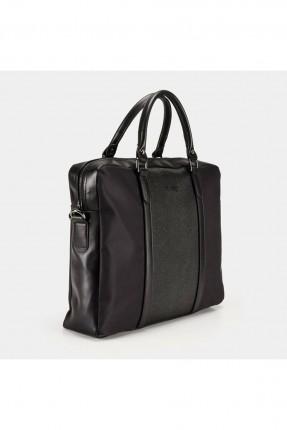 حقيبة يد رجالية بسحاب