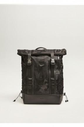 حقيبة ظهر رجالي سبور مموهة